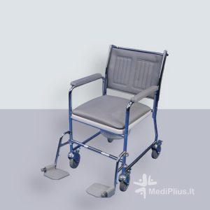 Tualeto kėdės su ratukais nuoma 2