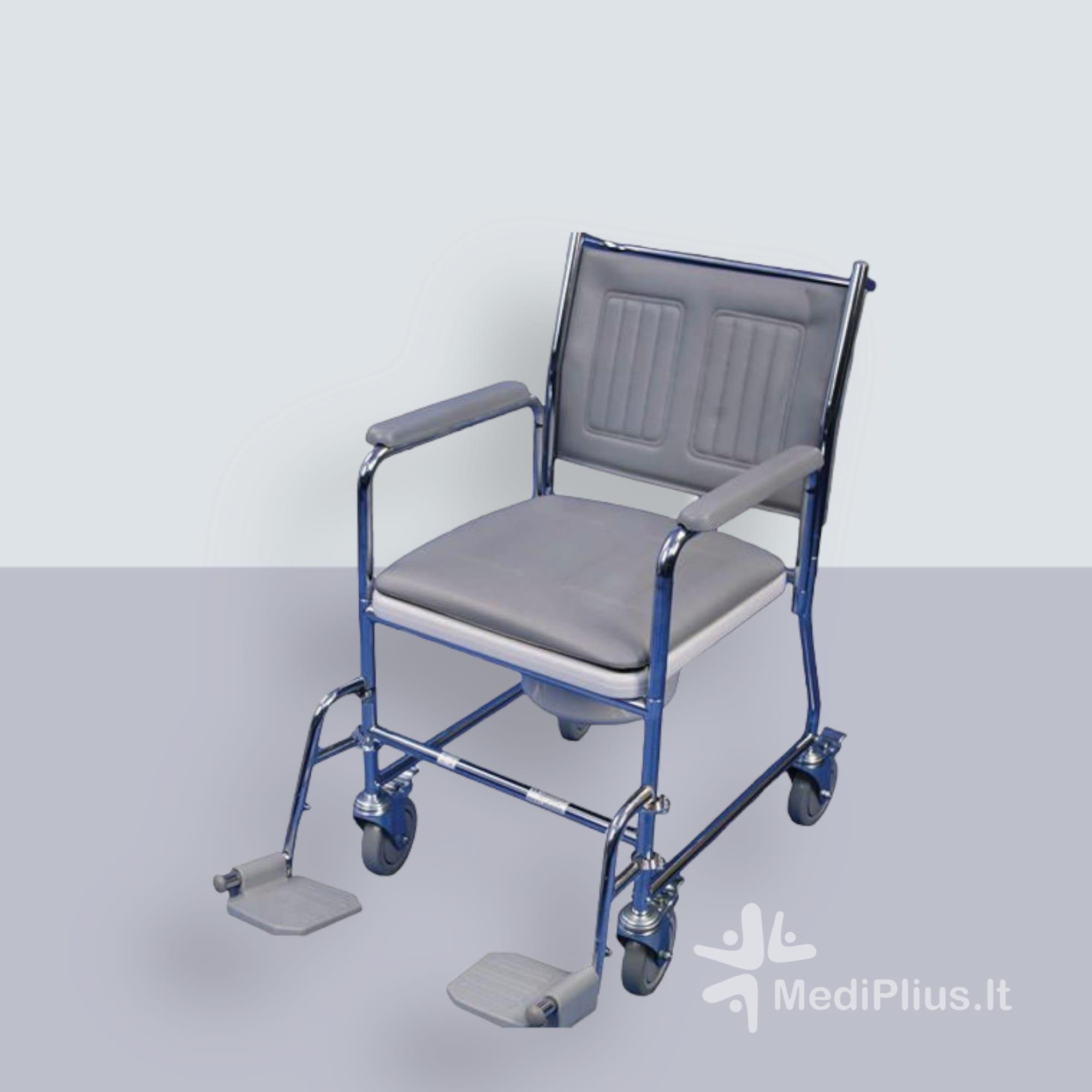 Tualeto kėdės su ratukais nuoma 1