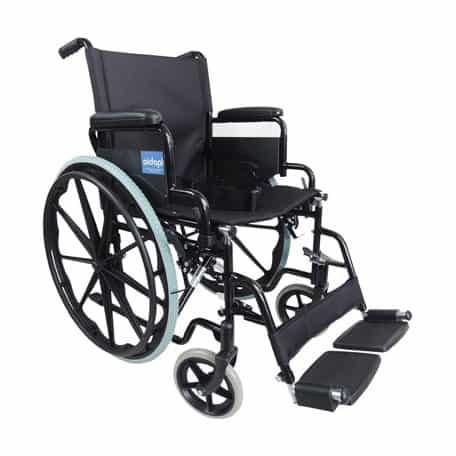 Aidapt lengvasvoris neįgaliojo vežimėlis 1