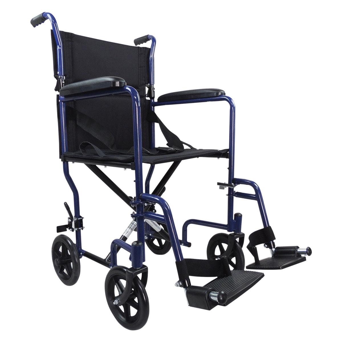 Nerudyjančio plieno palydovo vežimėlis iš Aidapt