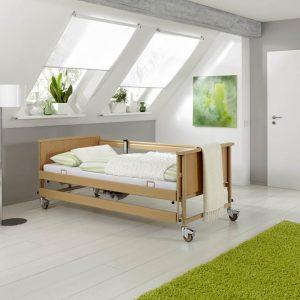 Funkcinė, slaugos lova