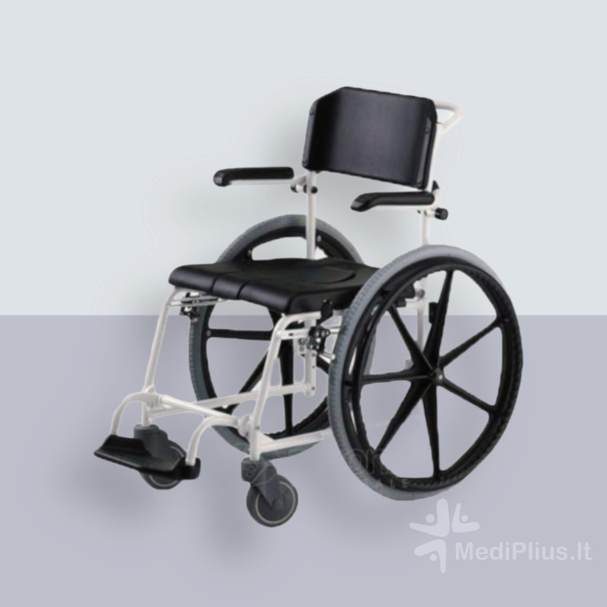 tualeto vežimėlis