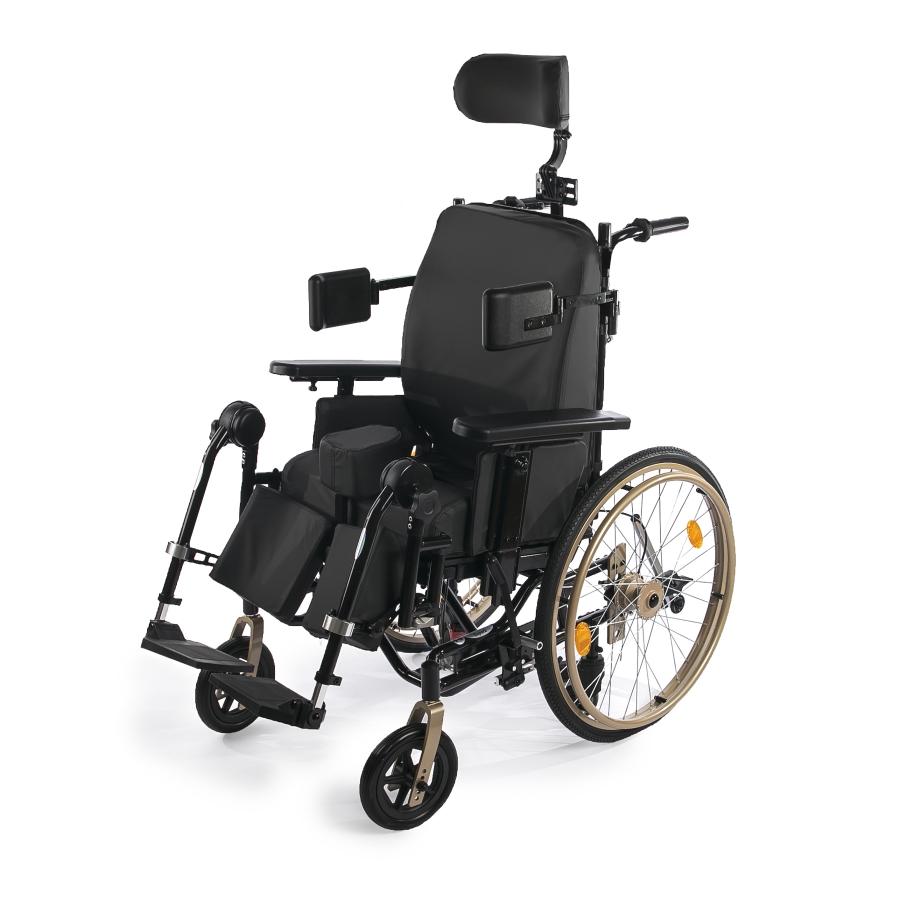 Daugiafunkcinis neįgaliojo vežimėlis