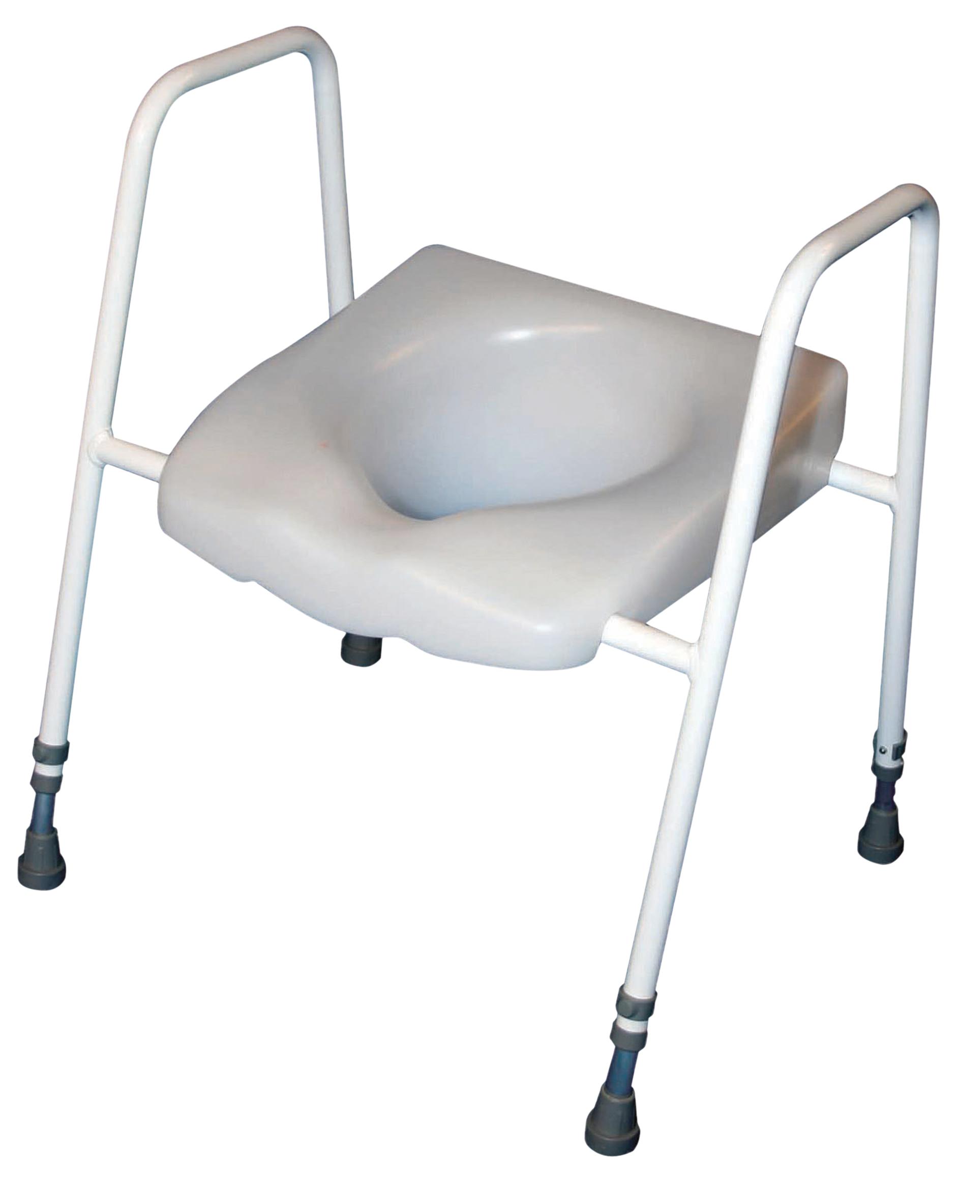 Tualeto atrama su atsisėdimu
