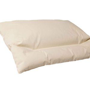 Grikių lukštų pagalvė 60×50 6