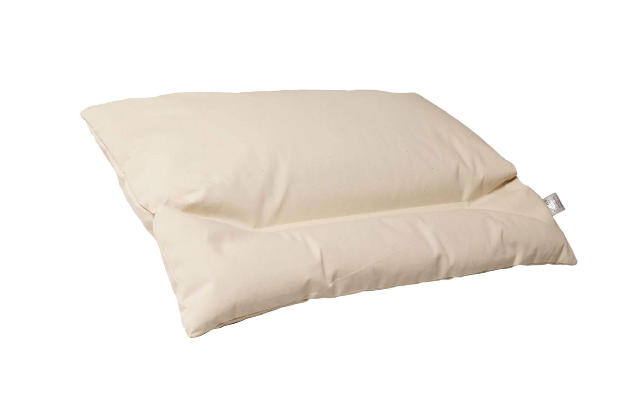 Grikių lukštų pagalvė 60×50 5