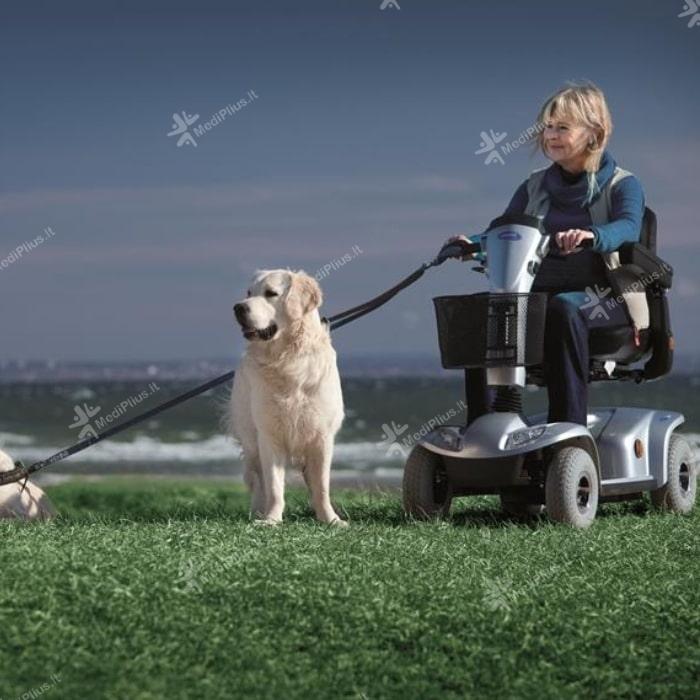 elektrinis vežimėlis skuteris