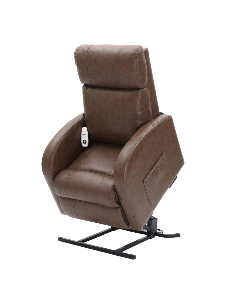 Daugiafunkcinis fotelis su atsistojimo funkcija 11